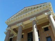 Palacio de Justicia Imagen de archivo libre de regalías
