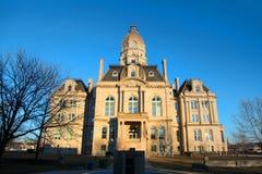 Palacio de Justicia Fotos de archivo libres de regalías