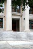 Palacio de justicia foto de archivo libre de regalías