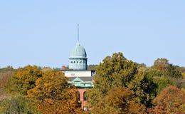 Palacio de justicia de condado Imagen de archivo libre de regalías