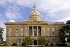 Palacio de justicia de condado imagenes de archivo