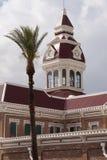 Palacio de justicia de condado de Pinal de Arizona Fotografía de archivo libre de regalías