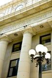 Palacio de justicia de condado de Yavapai Fotos de archivo libres de regalías