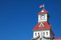 Palacio de justicia de Corvallis Fotos de archivo libres de regalías