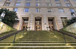 Palacio de Justicia de Estados Unidos Fotos de archivo libres de regalías