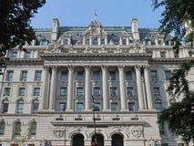 Palacio de Justicia de Manhattan Fotografía de archivo