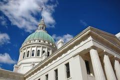Palacio de Justicia de St. Louis Imagen de archivo libre de regalías