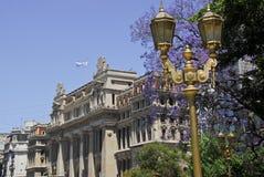 Palacio de Justicia de Tribunales Imágenes de archivo libres de regalías