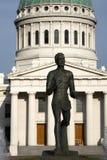 Palacio de Justicia del â de St. Louis Foto de archivo