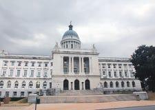 Palacio de justicia histórico. Fotos de archivo libres de regalías