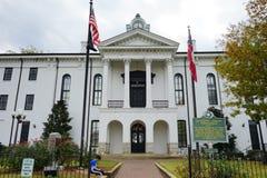 Palacio de Justicia histórico Fotos de archivo