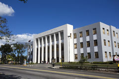 Palacio de Justicia Stock Photos