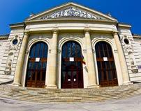 Palacio de justicia viejo Imágenes de archivo libres de regalías