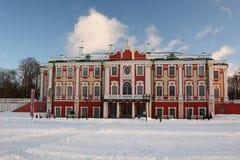 Palacio de Kadriorg tallinn Estonia foto de archivo libre de regalías