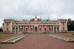 Palacio de Kadriorg. Tallinn, Estonia Fotografía de archivo libre de regalías