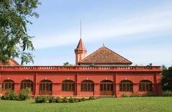 Palacio de Kanakakunnu Fotos de archivo