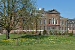 Palacio de Kensington Fotografía de archivo libre de regalías