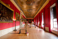Palacio de Kensington Fotos de archivo