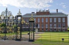 Palacio de Kensington Foto de archivo