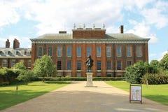 Palacio de Kensington Imagen de archivo libre de regalías