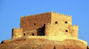 Palacio de Khanzad Imagen de archivo libre de regalías