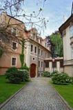 Palacio de Kolovrat en Praga Fotografía de archivo libre de regalías