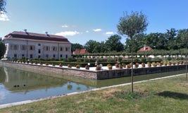 Palacio de Kratochvile Imagenes de archivo