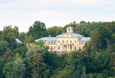 Palacio de Krimulda Fotografía de archivo