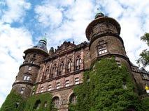 Palacio de Ksiaz, Polonia Imagen de archivo
