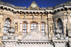 Palacio de Kucuksu en Estambul Foto de archivo libre de regalías
