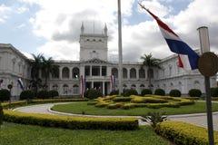 Palacio de López Foto de archivo libre de regalías
