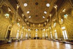 Palacio de la bolsa de acción de Oporto Imagen de archivo