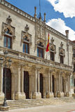 Palacio de la Capitania, Burgos. Spain Stock Photography