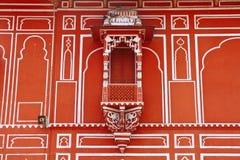 Palacio de la ciudad de Jaipur Fotografía de archivo libre de regalías