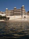 Palacio de la ciudad de Udaipur Fotografía de archivo libre de regalías