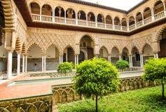 Palacio de la Condesa de Lebrija Royalty Free Stock Photos