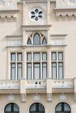 Palacio de la cultura, Iasi, Rumania Imágenes de archivo libres de regalías