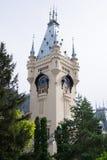 Palacio de la cultura, Iasi, Rumania Imagen de archivo