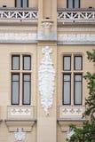 Palacio de la cultura, Iasi, Rumania Fotos de archivo libres de regalías
