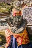 Palacio de la familia real de Ubud, isla de Bali Fotografía de archivo libre de regalías