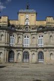 Palacio de la Granja de San Ildefonso i Madrid, Spanien Beautifu Fotografering för Bildbyråer