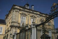 Palacio de la Granja de San Ildefonso i Madrid, Spanien Beautifu Royaltyfria Bilder