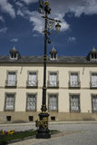 Palacio de la Granja de San Ildefonso i Madrid, Spanien Beautifu Royaltyfria Foton