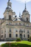 Palacio De-La Granja de San Ildefonso in Madrid, Spanien Beautifu Lizenzfreie Stockfotografie