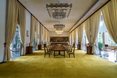 Palacio de la independencia Imágenes de archivo libres de regalías