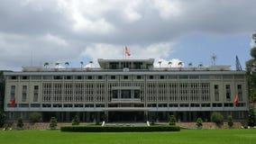 Palacio de la independencia almacen de metraje de vídeo