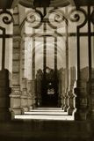 Palacio de la justicia en Roma Imagenes de archivo