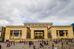 Palacio de la justicia un cultural e histórico Fotografía de archivo
