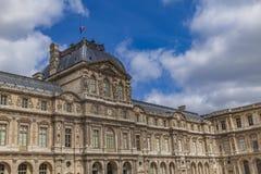 Palacio de la lumbrera en París imágenes de archivo libres de regalías