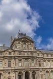 Palacio de la lumbrera en París imagenes de archivo